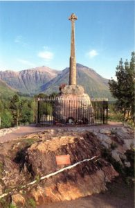 Glencoe-Macdonald-monument